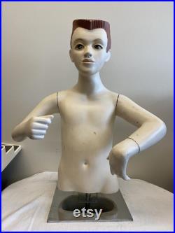 1990's Boy Mannequin