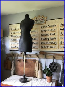 Antique French Dress Form