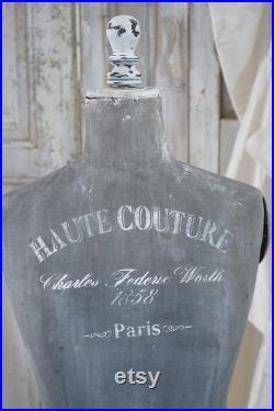 Antique tailor doll haute couture