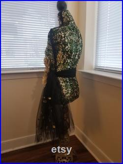 Christmas Dress Form Mannequin