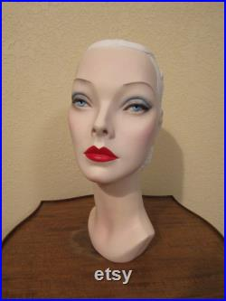 DECOEYES Deco Eyes Mannequin Head ELISE by Jerry Landwerlen