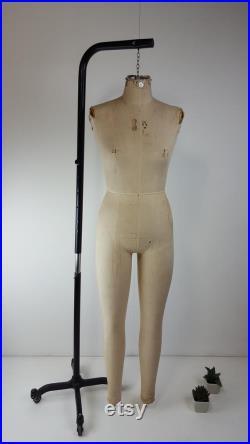 Decorative Reworked Full Size KandL Female Mannequin