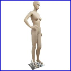 Full Size Female Mannequin on a Stand Full Body Shop Dummy Clothes Display