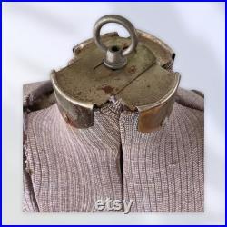 Late 1800s adjustable dressmaker form