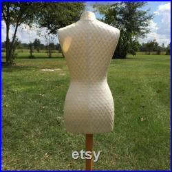 Mid century dress form, Vintage dress form, atomic mannequin, Italian design,Bonaveri, dressmaker, tailor, store display
