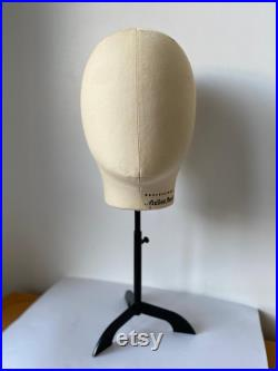 Milliners and Costumiers Professional Head Form