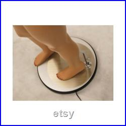Motorized Rotating Mannequin Stand NA450