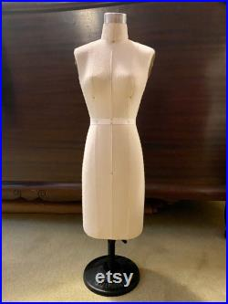 New Old Stock Half Scale Dress Form With or Without Label