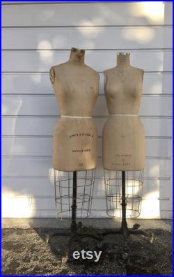 Pair of Vintage Mannequins