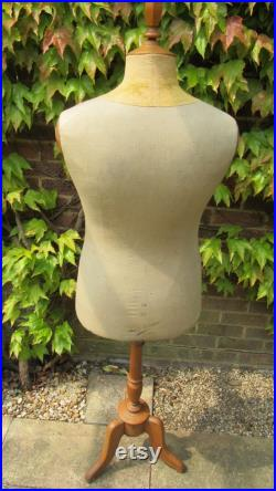 Rare Antique French Male Mannequin