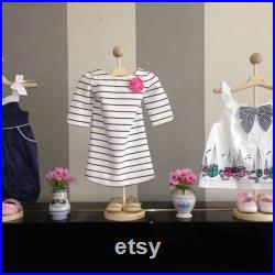 Set of 4 baby hanger racks and 2 baby head displays wholesale prices Etsy shop owner Special buy Baby Shower centerpiece, craft fair display