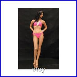 Sexy Woman Full Body Female Mannequin with Wig FR4