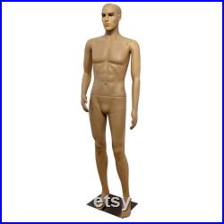 Shop Mannequin Full Body Male Dummy Retail Clothes Display Durable Man Tailor