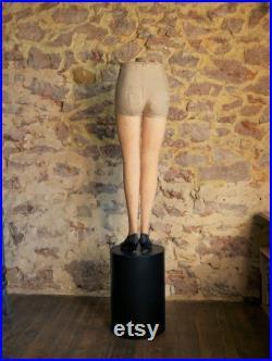 Showcase model by Pierre Imans, 1930s, Paris, on black pedestal