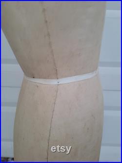 Size 10 Vintage Dress Form.
