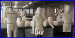 Soft Head For FCE Female Mannequin by Design-Surgery