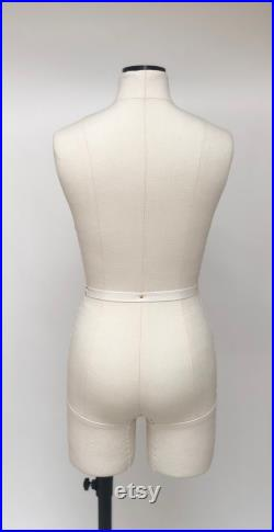 Women s 1 2 Scale Dress Form with LEGS UK Size 10